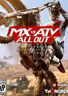 MX vs ATV: All Out (2018)